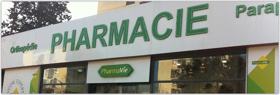 Pharmacie Dubost Lyon Saint Priest